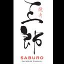 三郎。燒肉 logo