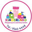 KINDERLAND Playgroup & Learning Centre logo