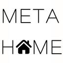 METAHOME HARDWOOD FURNITURE logo