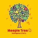 Meeple Tree Boardgame & Party logo
