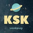 KSK WORKSHOP logo