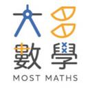 Mostmaths logo