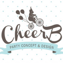 CheerB party logo