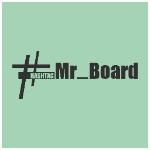 HashTag Mr_Board logo