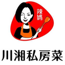 辣媽川湘私房菜 logo