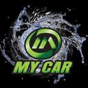 MyCar Wash 我的汽車美容部 logo