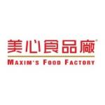 Maxims快餐廠 logo