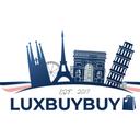 Luxbuybuy歐洲代購 logo