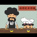 鴻仔記車仔麵 logo
