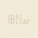 be leaf logo