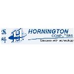Hornington Computers Company logo