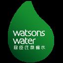 屈臣氏蒸餾水 logo