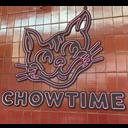烏溪沙迎海新西餐cafe chowtime logo