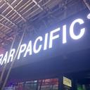 Bar pacific 7 logo