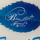 Blueforestflorist logo