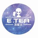 茶星人 logo