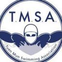 Tuen Mun Swimming Association logo