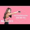 Homefithome logo