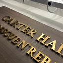Carter Hair logo