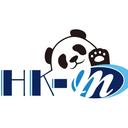 HK-M MASK 香港口罩科技 logo