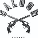 Saloon Roarguns logo