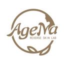 Agema reverse skin lab logo