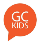 GC Kids logo