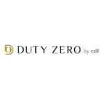 DUTY ZERO by cdf logo