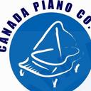 加拿大琴行 logo