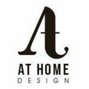 AT Home Design-室內設計裝修 logo