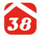 38地產 logo