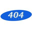 404 plant logo