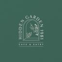 Hidden Garden 1981 cafe logo