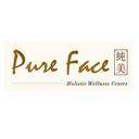 Pure Face logo