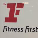 Fitness fitrst logo