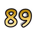 89美食 logo