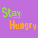 Stay Hungry logo