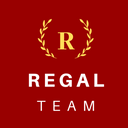 REGAL TEAM logo