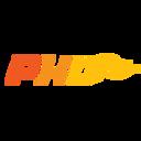 PHD 薄餅博士 logo