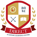 Direct Academic Learning Centre logo
