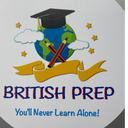 British Prep logo
