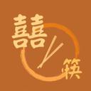 囍筷餐飲有限公司 logo