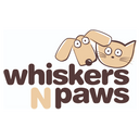 Whiskers N Paws logo