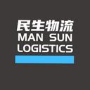 民生物流 logo