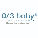 0/3 baby collection logo