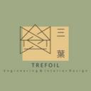 三葉裝修設計工程公司 logo