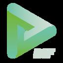 綠色未來環保新材料有限公司 logo