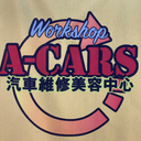 A-CARS WORKSHOP logo