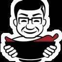 譚仔三哥米線 logo