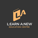Learn Anew Education Centre logo